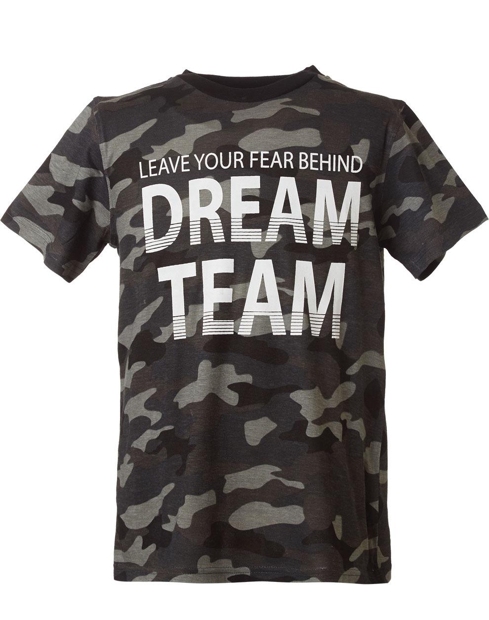 a1e1667b700d T-shirt τύπωμα παραλλαγής