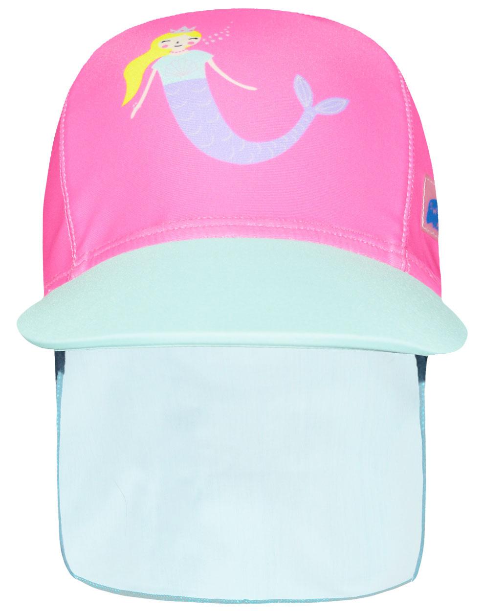 Καπέλο με ηλιοπροστασία (uv protection)